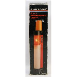 SUNTONE 5 IN 1 EMERGENCY LIGHT