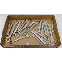 FLAT OF MIXED WRENCHES INCLUDES 12PC  DEHCO SET