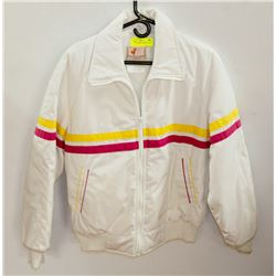 NEW SIZE M WHITE WINTER JACKET
