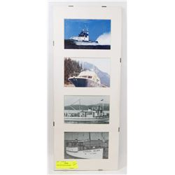 BOAT PICTURES IN FRAME