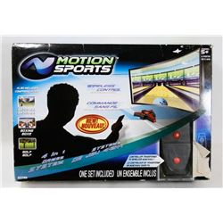 NEW MOTION SPORTS WIRELESS CONTROL