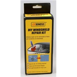 NEW DIY WINDSHIELD REPAIR KIT