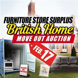 SIGN IN EARLY FOR THE FEB 17th SUNDAY AUCTION!