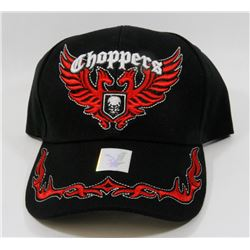 """NEW """"CHOPPERS"""" ADJUSTABLE BALL CAP"""