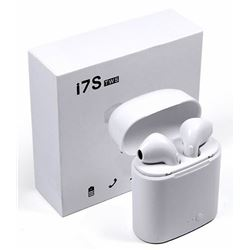 NEW WIRELESS BLUETOOTH EARBUDS W/ CHARGING CASE