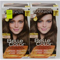 BUNDLE OF TWO HAIR COLOURS