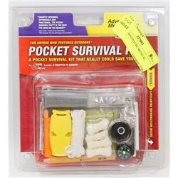 SEALED ADVENTURE MEDICAL POCKET