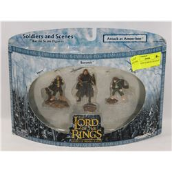 "SEALED LOTR ""LORD OF THE RINGS"""