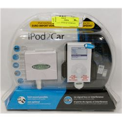 "SEALED ""IPOD2CAR"" INTERFACE"