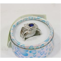 WOMAN SS VOGUE DESIGN STYLE MINI STONE RING