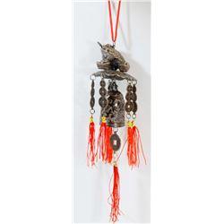 LUCKY FROG ASIAN BELL