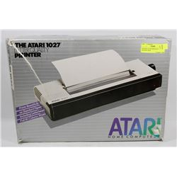 VINTAGE ATARI PRINTER IN ORIGINAL BOX