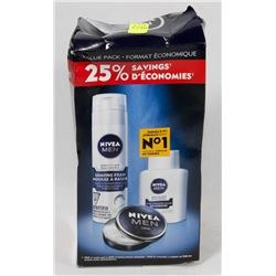 NIVEA MEN SKIN CARE SET