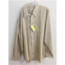 NEW GEOFFREY BEAN SIZE 17 34/35 DRESS SHIRT