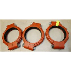 VIC PIPE FLANGES 6""