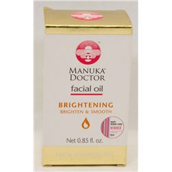 MANUKA DOCTOR BRIGHTENING FACIAL OIL