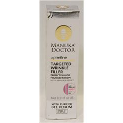 MANUKA DOCTOR TARGETED WRINKLE FILLER