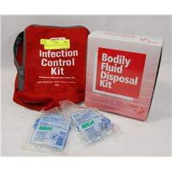 NEW ZEE INFECTION CONTROL KIT.