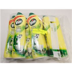 BAG OF VIM CREAM CLEANER