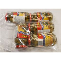 BAG OF UNICO STUFFED OLIVES.
