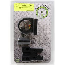 IMPACT ARCHERY N1-102 HUNTER BOWSIGHTS.