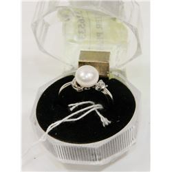 #123-FRESH WATER PEARL RING