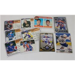COLLECTION OF SPORTS CARDS, SOME ROOKIES