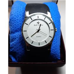 10)  REPLICA BELL & ROSE MEN'S WATCH