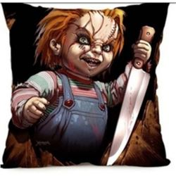 "NEW 18"" X 18"" CHUCKY SOFT CANVAS MATERIAL"