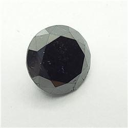 11) GENUINE BLACK DIAMOND GEMSTONE