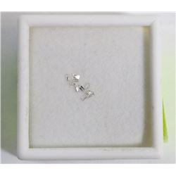 169) ASSORTED GENUINE DIAMOND