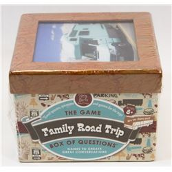 NEW FAMILY ROAD TRIP GAME