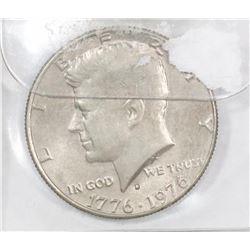 1776-1976 USA BI-CENTENNIANL HALF DOLLAR COIN