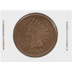 1892 USA INDIAN HEAD PENNY