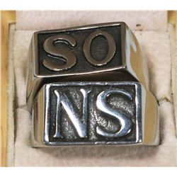 SONS RING SET SIZE 12.5.