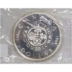 1864-1964 SEALED CANADIAN CHARLOTTETOWN SILVER