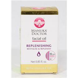 MANUKA DOCTOR REPLENISHING FACIAL OIL