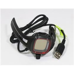 GARMIN WATCH WITH CHARGE CORD.