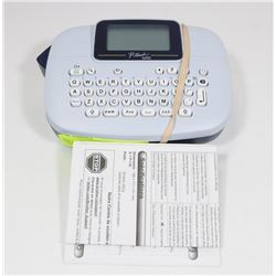 BROTHER P-TOUCH M95 LABEL MAKER.