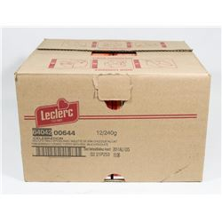 3 CASES OF LECLERC GINGERBREAD CHOCOLATE