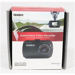 UNIDEN DC1 COMPACT HD 1080P DASH CAM