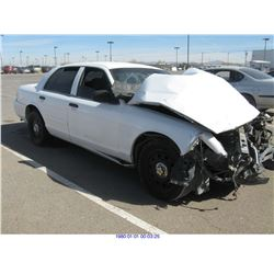 2006 - FORD CROWN VICTORIA// REBUILT SALVAGE