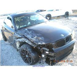 2008 - BMW 128