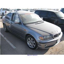 2004 - BMW 325I