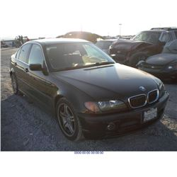 2005 - BMW 330i