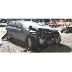 2012 - FORD FUSION//REBUILT SALVAGE