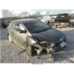 2009 - TOYOTA MATRIX//REBUILT SALVAGE