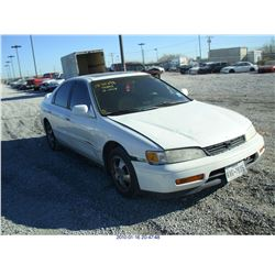 1994 - HONDA ACCORD EX