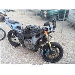 2006 - HONDA CBR600RR