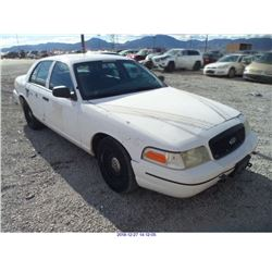 2002 - FORD CROWN VICTORIA